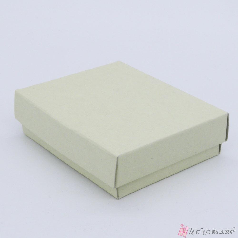 χάρτινο παραλληλόγραμμο κουτί μπιζού