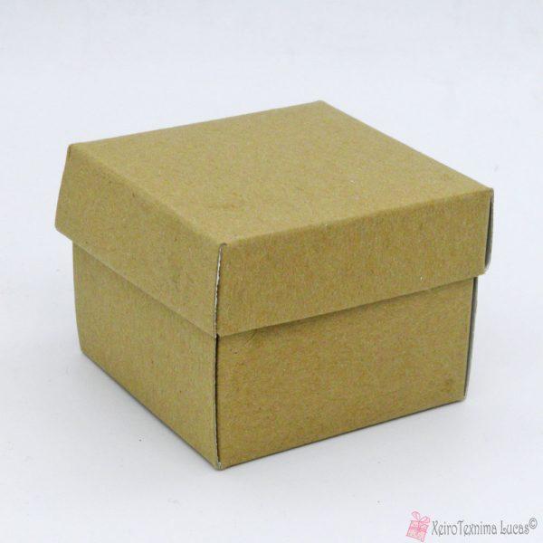 κουτάκι κραφτ κύβος