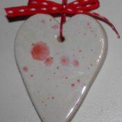 Καρδιές κεραμικές