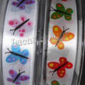 Κορδέλα με πεταλούδες