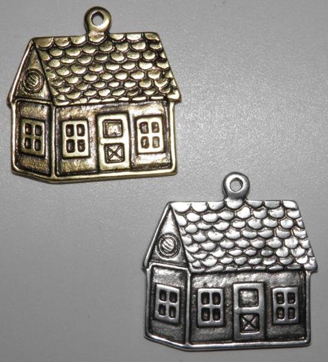 μεταλλικό σπίτι