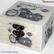 Motorcycle box