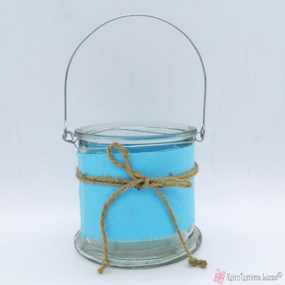 Κυλινδρική κρεμαστή γυάλα