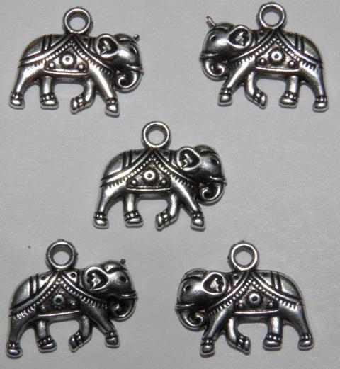 επάργυρα ελεφαντάκια