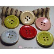 κεραμικά κουμπιά