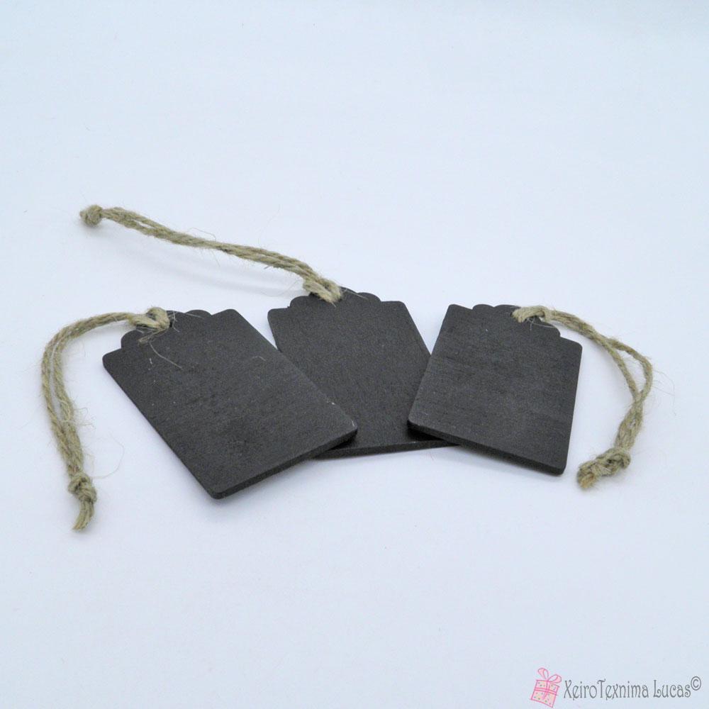 μαυροπίνακας ταμπελάκια gift tags
