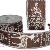 Χριστουγεννιάτικες κορδέλες