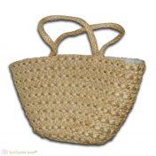 Ψάθινη καλοκαιρινή τσάντα