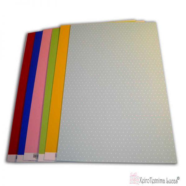 χαρτόνια χειροτεχνίας