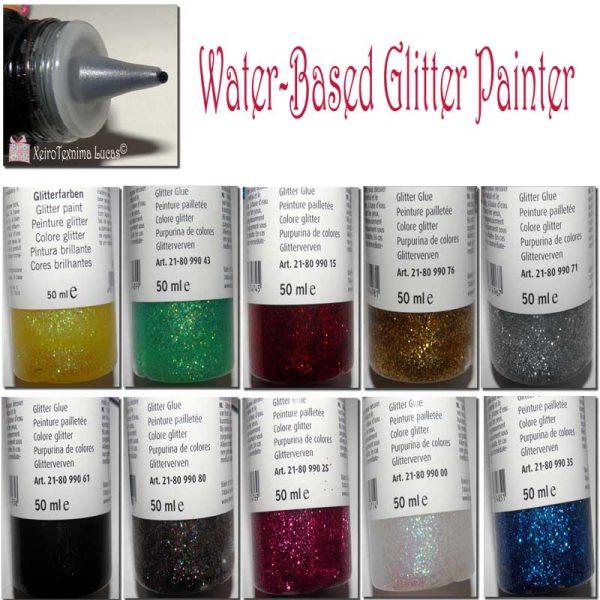 Glitter Glue colors