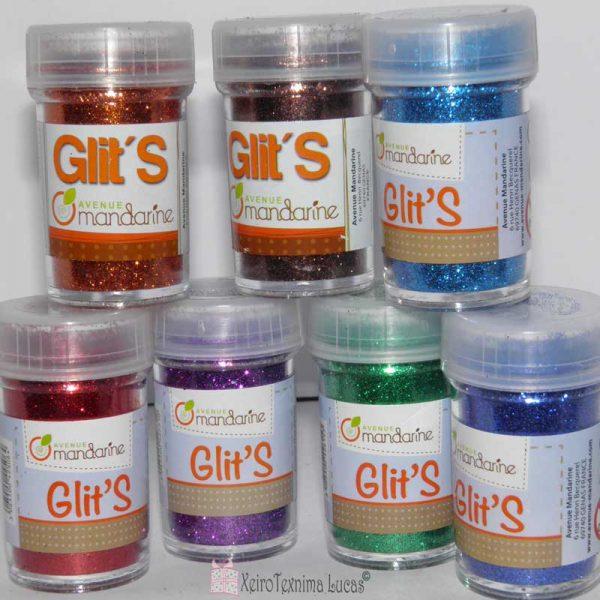 Χρυσόσκονη - Glitter