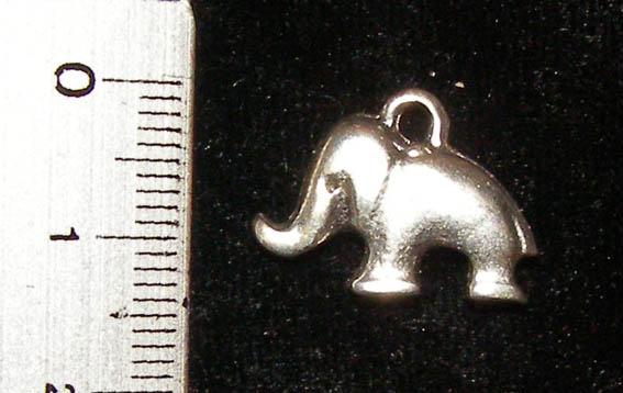 ελεφαντάκι επάργυρο