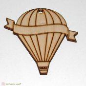 ξύλινο αερόστατο