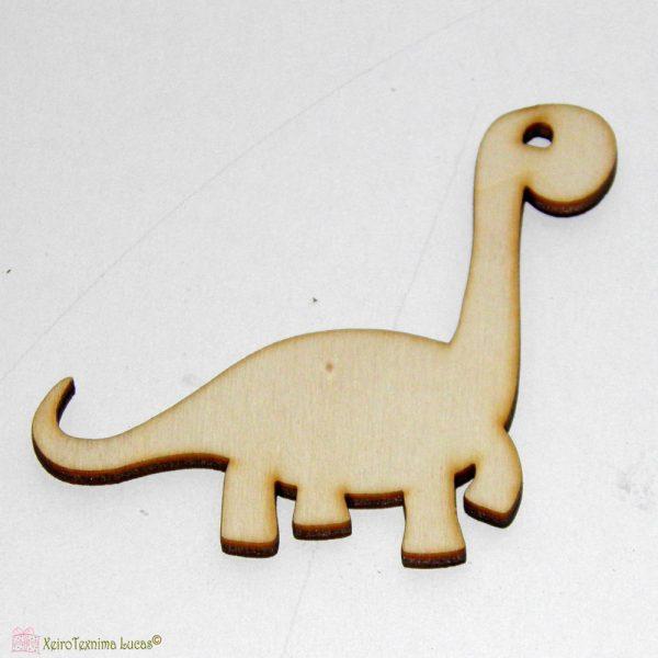 ξύλινος δεινόσαυρος