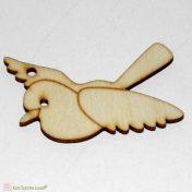 Ξύλινο πουλάκι
