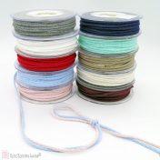 Βαμβακερό κορδόνι σε πολλά χρώματα