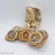 Αποξηραμένα φρούτα για διακόσμηση