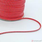 πλακέ συνθετικό κορδόνι για μαρτάκια