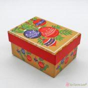 Χριστουγεννιάτικο κουτί μπάλες