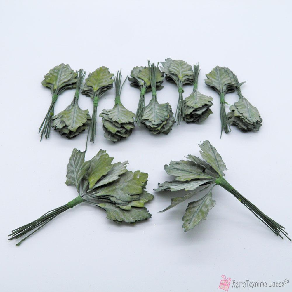 Υφασμάτινα διακοσμητικά φύλλα