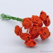 Πορτοκαλί τριανταφυλλάκι