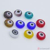 γυάλινα ματόχαντρα - χάντρες μάτια