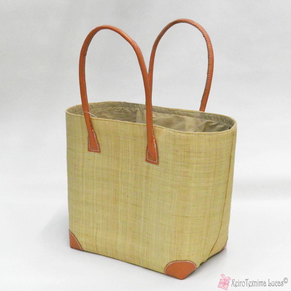 c2ee85bc31 ... ψάθα μαδαγασκάρης σε μπεζ χρώμα · Μπεζ ψάθινη καλοκαιρινή τσάντα