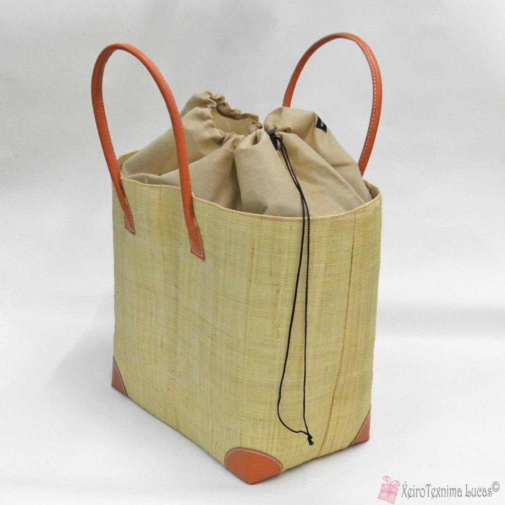 8f5c41c9a0 Κλείσιμο σε ψάθινη τσάντα · Μπεζ ψάθινη καλοκαιρινή τσάντα · Ψάθινες  καλοκαιρινές τσάντες από ψάθα μαδαγασκάρης σε μπεζ χρώμα