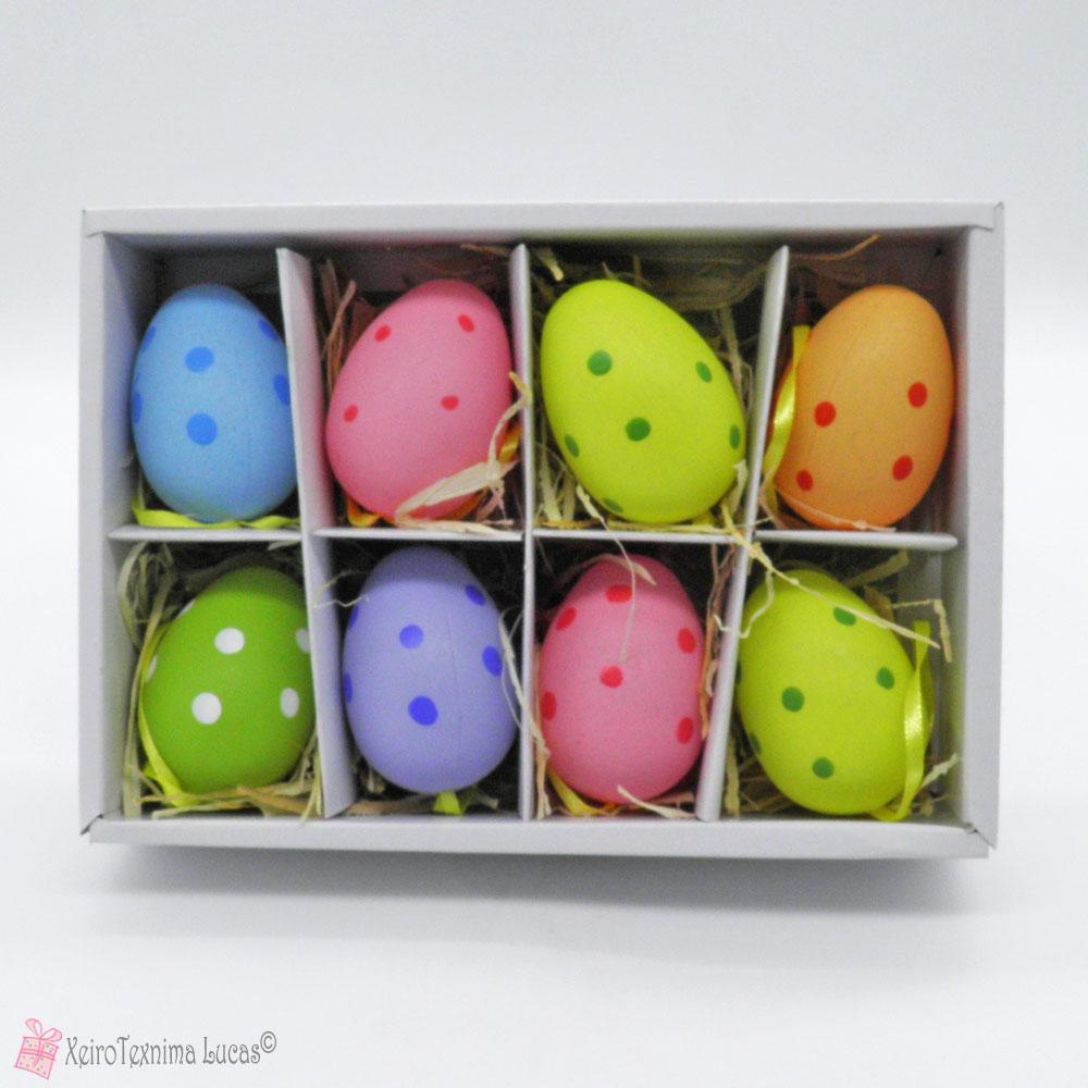 Πουά πασχαλινά αυγά