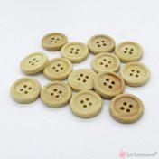 Ξύλινα διακοσμητικά κουμπιά
