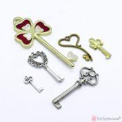 Μεταλλικά κλειδιά