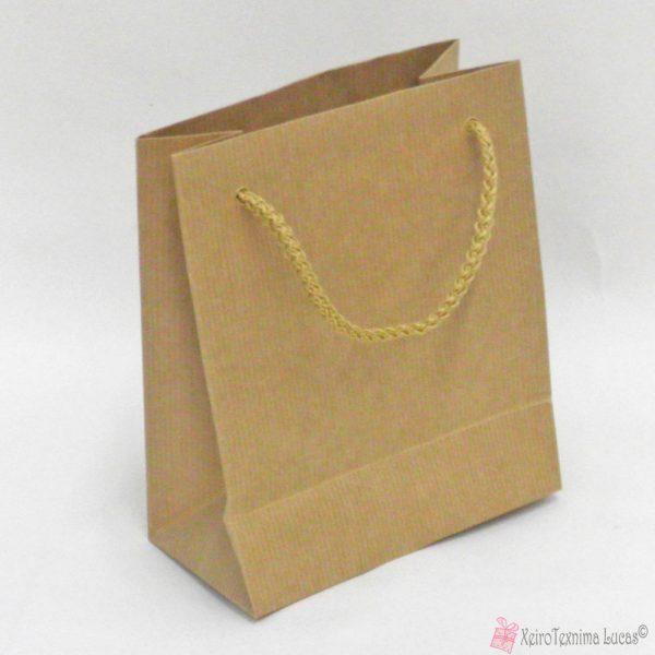κραφτ χάρτινη τσάντα