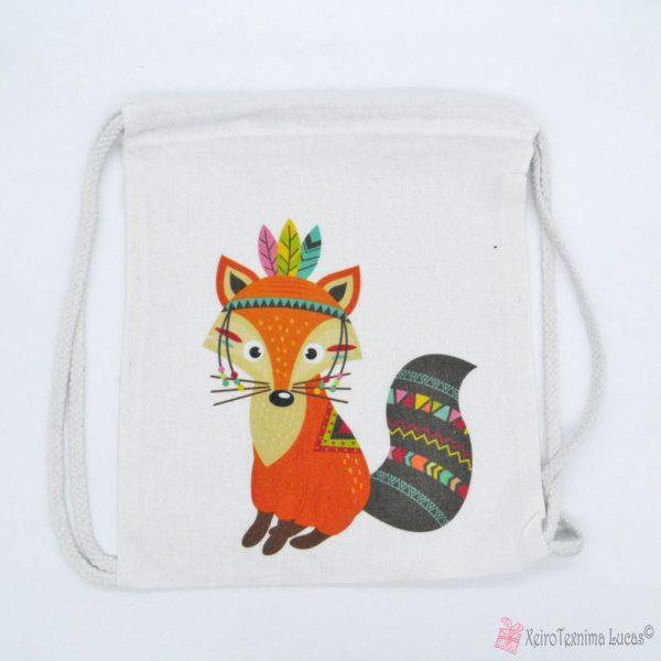 back bag αλεπού