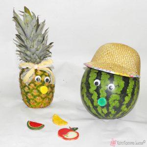 Φρούτα και διακόσμηση