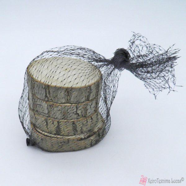 Ξύλινες ροδέλες για κατασκευές και χειροτεχνίες
