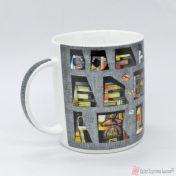 Κεραμική κούπα για καφέ - coffee