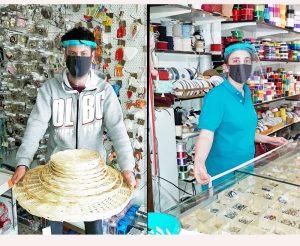 μέτρα προστασίας για το κατάστημα
